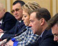 Медведев напомнил, куда правильно ставить ударение в слове свекла