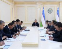 Президент поручил внедрить цифровые технологии в аграрной сфере