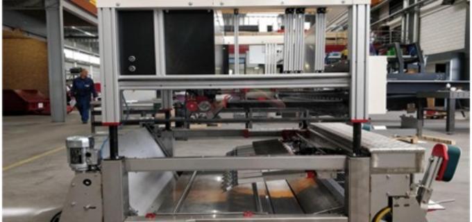 Передвижной автомат освобождает людей от утомительной работы