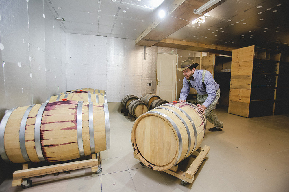 Вино требует страсти