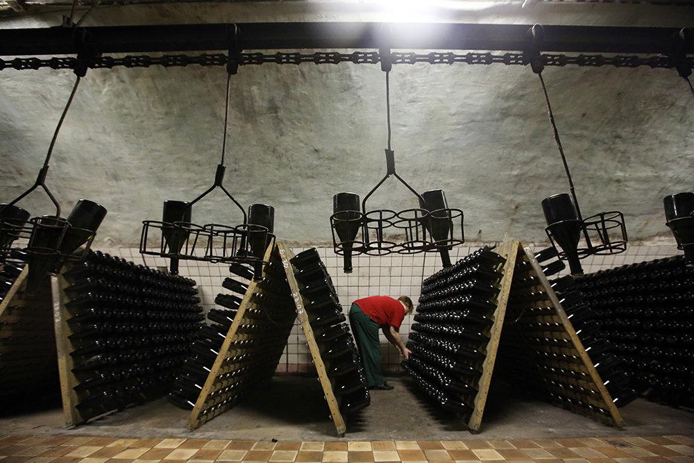 Какое российское вино признают во всем мире