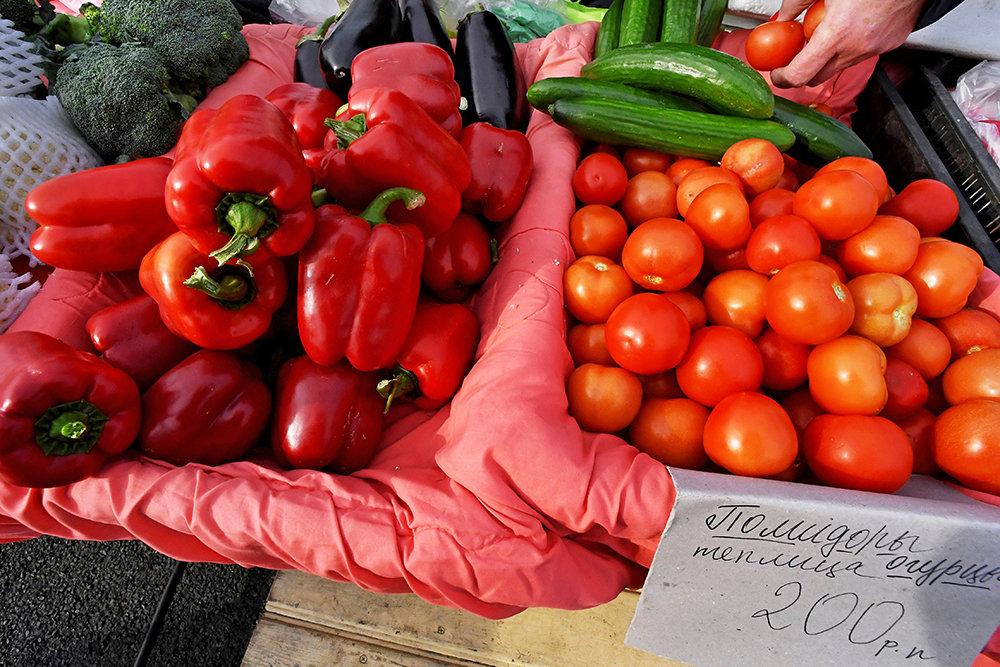 Россельхознадзор запретил ввоз томатов и перцев из Армении и Турции