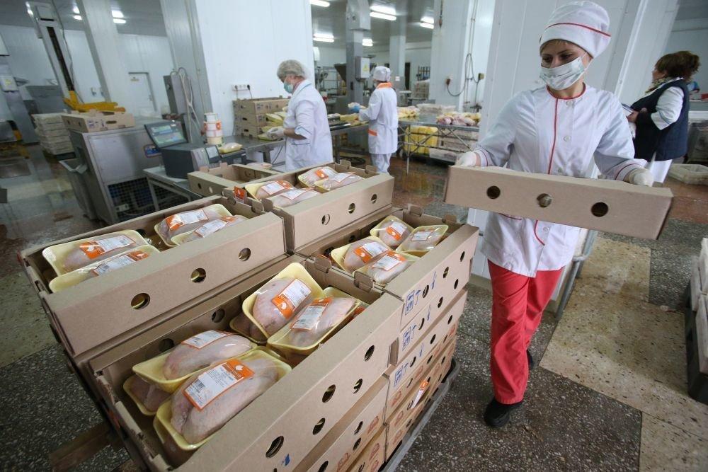 Власти Китая нашли коронавирус на упаковках мяса птицы производства РФ