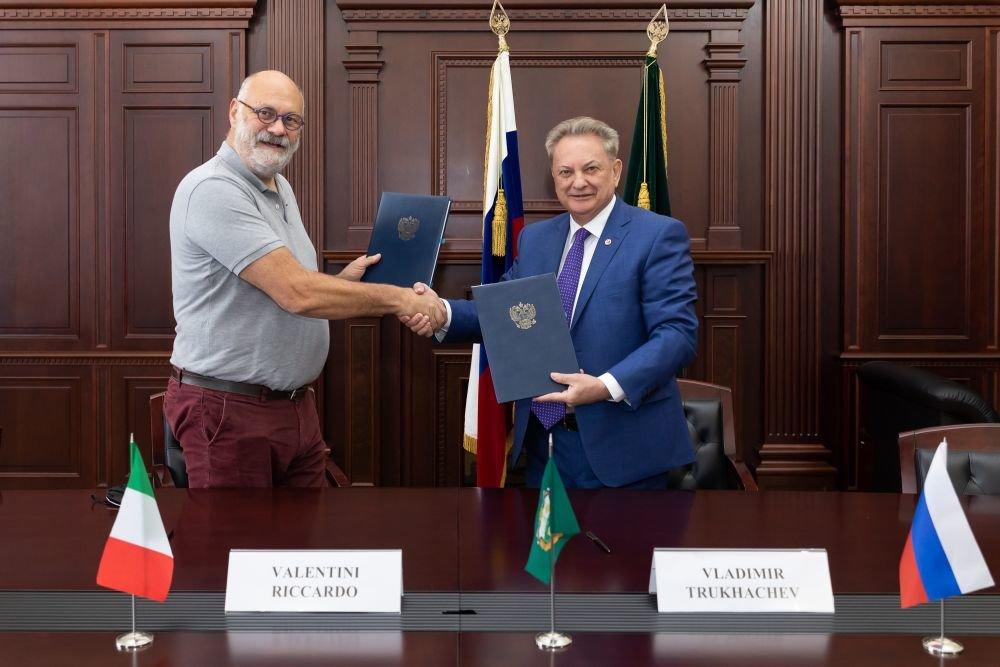 Нобелевский лауреат будет работать в Тимирязевской академии