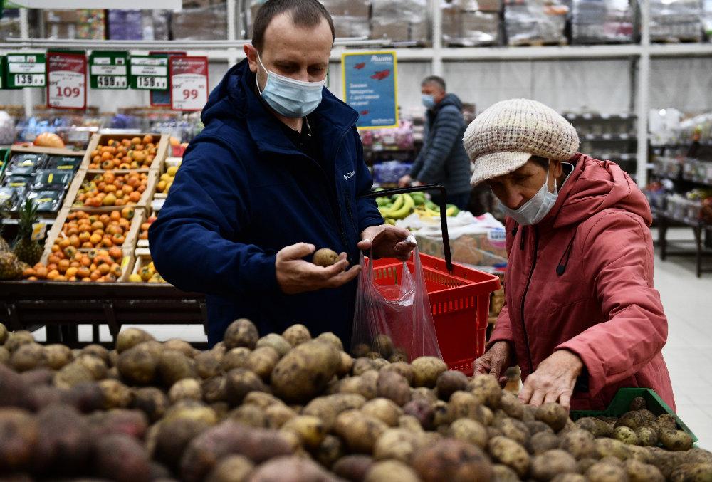 Плодоовощной союз опроверг риск дефицита картофеля в России